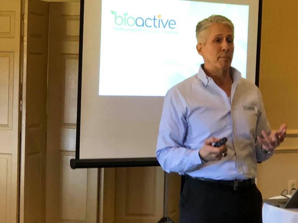 2-27-2020 Weekly Meeting – Robert Nivens (Bioactive)